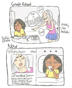 This actually happend to me as a kid but now days white people are wearing bindis abd henna. Appropriation when they like it, teasing and racism when they don't.