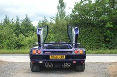 1998 Lamborghini Diablo SV - Silverstone Auctions Lamborghini Diablo, Car Paint Jobs, Love Car, Car Painting, Luxury Cars, Super Cars, Auction, More, Vehicles