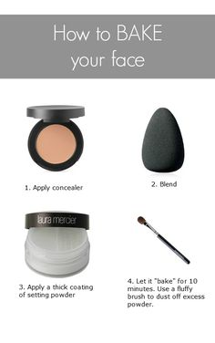 "How to Bake your Face using makeup / Why are People ""Strobing & Baking"" their Faces?"