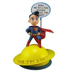 DC Comics Superman Q-Pop Vinyl Figure