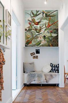 Besta deurstickers HUMMINGBIRD | Ikea BESTA | 123kea