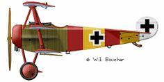 Image result for Fokker DIII