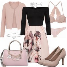 Abend Outfits: Roses bei FrauenOutfits.de