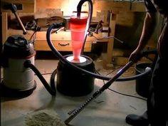 Building a Street Cone Dust Seperator / Eigenbau Zyklonabscheider Fliehkraftabscheider Staub