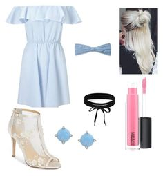 """Modern Cinderella Outfit"" by caitlinlaing-1 on Polyvore featuring Miss Selfridge, Bella Belle, Club Monaco, Boohoo, Vera Bradley, MAC Cosmetics and modern"