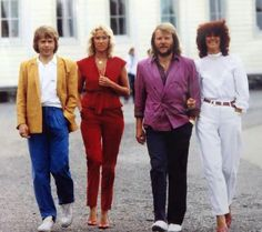 ABBA MV The Winner Takes It All 1980