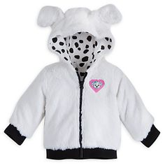 101 Dalmatians Hooded Jacket for Baby   Disney Store