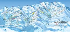 Investissez au coeur du plus grand domaine skiable du monde : les 3 Vallées ! #investissement #immobilier