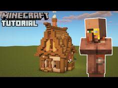 Minecraft Beach House, Easy Minecraft Houses, Minecraft House Tutorials, Minecraft Plans, Minecraft House Designs, Minecraft Survival, Amazing Minecraft, Minecraft Tutorial, Minecraft Blueprints