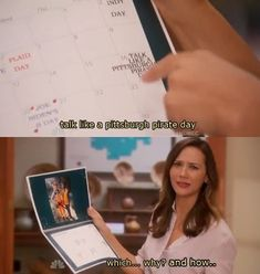 Leslie made Ann this really cool calendar. | Community Post: Why Leslie Knope And Ann Perkins Are Pawnee's Ultimate Power Couple