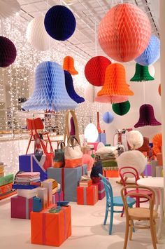holiday decor in london - Google Search
