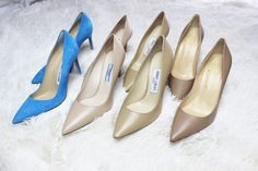 Are Designer Shoes Worth It? Compare and contrast 4 top designer brands pumps