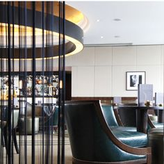 Galvin at Windows - London  Designed by Central Design Studio