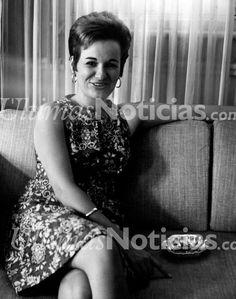 Isa Dobles con larga y exitosa trayectoria en los Medios de Comunicación en Venezuela. Foto: Archivo Fotográfico/Grupo Últimas Noticias