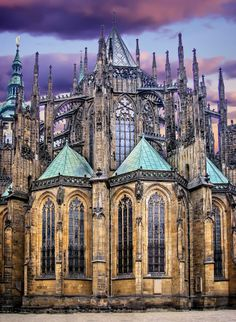 Catedral de Praga by Jose Luis Mieza on 500px