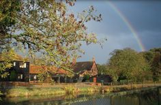 School Farm Cottages, Cratfield, Halesworth, Suffolk, UK, England. Self Catering. Holiday Cottages. Holiday. Travel. Accommodation. #AroundAboutBritain. Garden. Coast Nearby. Children Welcome.