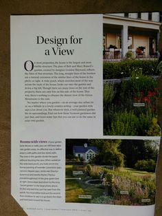 Design for A View pg 1