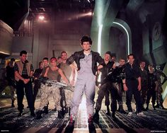 Raiders of the Lost Tumblr — Aliens (1986) lobby cards