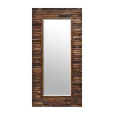 Dawson Framed Mirror, 24x48   Kirklands