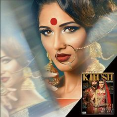 Bridal Make Up by Shahnaz Islam - Signature look in Autumn/Winter issue 2014