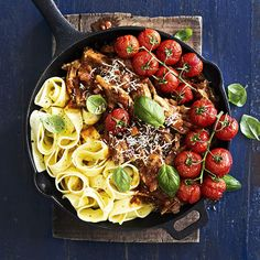Slow cooker pork ragu | Healthy Recipe | Weight Watchers AU