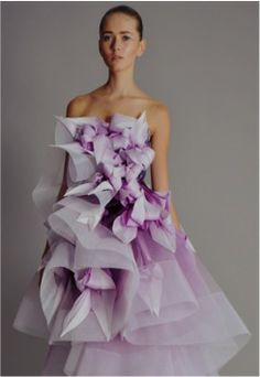 PANTONE Color of the Year 2014 - Radiant Orchid dress. Love it but wouldn't wear it.
