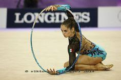 Cynthia Valdez (Mexico), World Championships 2014
