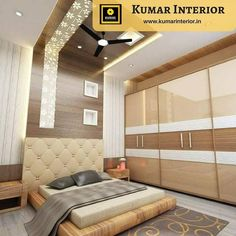 modern bedroom furniture sets and design catalogue. modern bed designs, modern bedroom furniture design, and wooden dressing table designs for bedroom. Indian Bedroom Design, Wardrobe Design Bedroom, Master Bedroom Interior, Bedroom Closet Design, Modern Master Bedroom, Bedroom Furniture Design, Furniture Decor, Furniture Sets, Modern Furniture