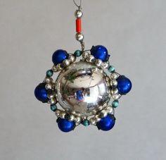 CB-Schmuck - Gablonzer Ornament  -  Original um 1920/1930  (# 3643)
