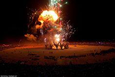 The Man burns, Burning Man 2009