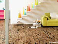 korkgulv - Google-søk Decor, Home Decor, Stairs