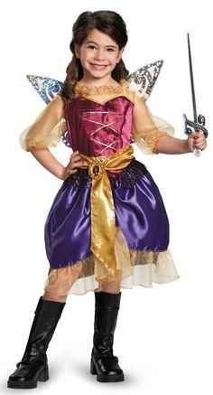 Tinker Bell and The Pirate Fairy - Pirate Zarina Kids Costume
