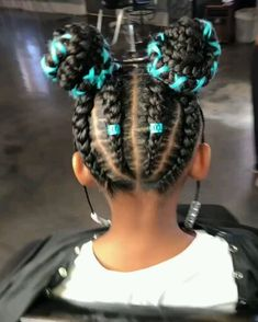 TOP cute braided hairstyles for little black girl in braids hairstyles 50 Images 353 Best Braids for little girls images in 2020 Black Kids Hairstyles, Baby Girl Hairstyles, Kids Braided Hairstyles, African Braids Hairstyles, Easy Hairstyles For Long Hair, Hairstyle Short, School Hairstyles, Halloween Hairstyles, Kids Crotchet Hairstyles
