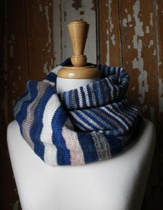 This yarn box includes the yarn and the pattern for the Rings of Rings Cowl by Lisa R. Myers (1 Hank of Fino by Manos Del Uruguay & 1 Mini Skein Set of Fino by Manos Del Uruguay-70% Extrafine merino, 30% Silk)Usually ships within one week.