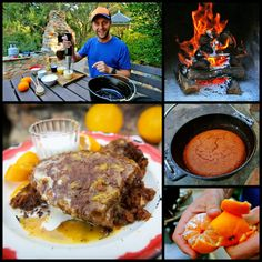 Recipe for Jan Braai's Malva Puddung Potjie with a citrus flavoured sauce as seen on the 'Citrusdal' episode of the 'Jan Braai vir Erfenis' television show. South African Desserts, South African Recipes, Braai Recipes, Cooking Recipes, Malva Pudding, Dutch Oven Recipes, Outdoor Cooking, Sweet Life, Original Recipe