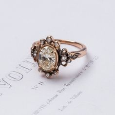 Adorable 75+ Most Beautiful Vintage and Antique Engagement Rings https://oosile.com/75-most-beautiful-vintage-and-antique-engagement-rings-6470