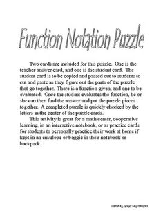 Function Notation Worksheet 2 | School | Pinterest | Worksheets and 2!