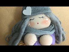 Tutorial Bambolina by Il filo di Anna* - YouTube