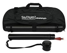 Premium Samick Sage & Spyder Takedown Recurve Soft Bow Case | Includes Arrow Tube | Large Outside Pocket | Two Inside Pockets Hold… #deals