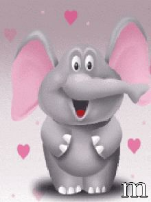 The perfect Love Elephant Hug Animated GIF for your conversation. Discover and Share the best GIFs on Tenor. Elephant Gif, Elephant Love, Happy Elephant, Animated Clipart, Animated Gif, Animated Screensavers, Gif Pictures, Free Pictures, Abrazo Gif