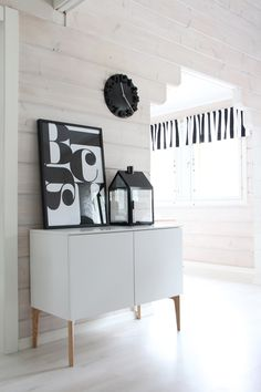 lundia fuuga normann copenhagen lighthouse therese sennerholt scandinavian livingroom black and white