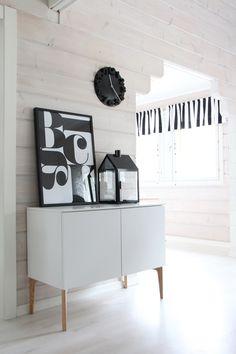 lundia fuuga normann copenhagen lighthouse therese sennerholt scandinavian livingroom black and white