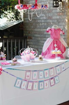Royal Princess Party Birthday Party Ideas   Photo 3 of 40   Catch My Party