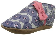 Robeez Petal Pop Crib Shoe (Infant) #shoes http://www.theshoespack.com/robeez-petal-pop-crib-shoe-infant/  Robeez Petal Pop Crib Shoe (Infant) Now she can bring the sweet blooms of spring along everywherePremium leather upper with floral design and pretty bow accentPull-on style with elasticized topline for a flexible fitCushioned footbedPerfect for infants, pre-walkers and toddlersBest for indoor use and light outdoor activityFlexible, non-slip suede leather outsoleAccepted by the ..