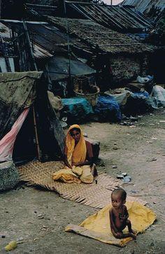 Shanty Town, Bangladesh