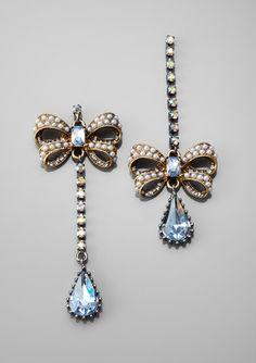LOVE betsey johnson earrings