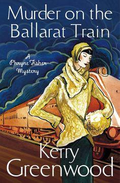 Murder on the Ballarat Train: Miss Phryne Fisher Investigates (Phryne Fisher's Murder Mysteries Book 3) eBook: Kerry Greenwood: Amazon.co.uk: Kindle Store