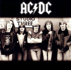 AC/DC I like this band to, me and my dad listen to this music on the road,