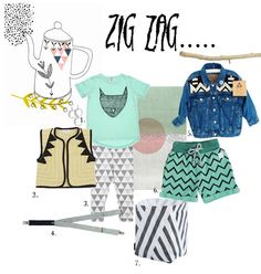 Zig Zag...Beau Loves spotted at Citymom.nl