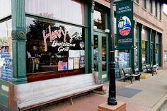 Henry's Louisiana Grill in Downtown Acworth, GA